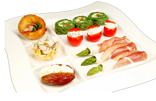 Canap cuisine for Canape trays uk